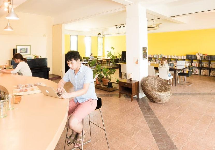 Wi-fiが使える渋谷にあるカフェ